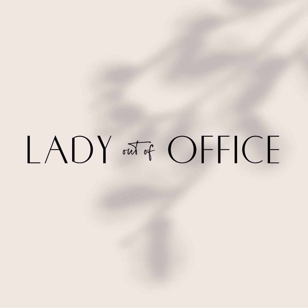 Lady Out Of Office - Brand Identity