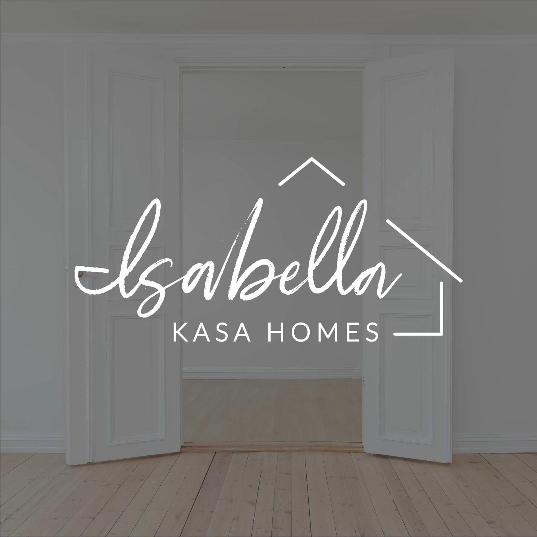 Isabella Kasa Homes - Brand Identity